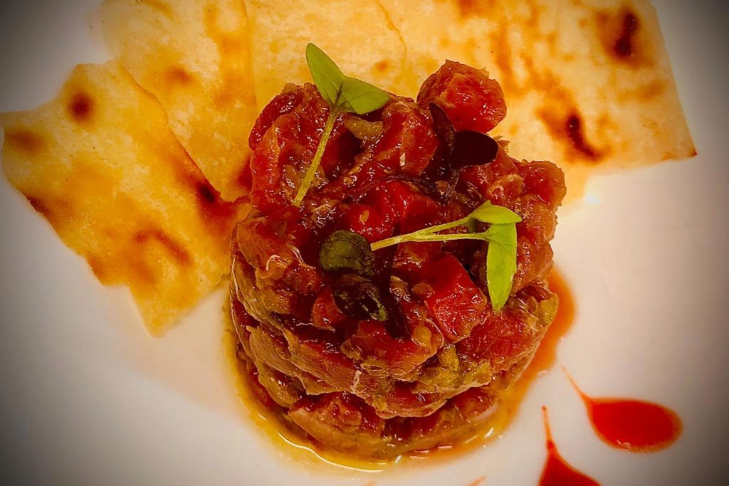 Comida para llevar en León: ceviche