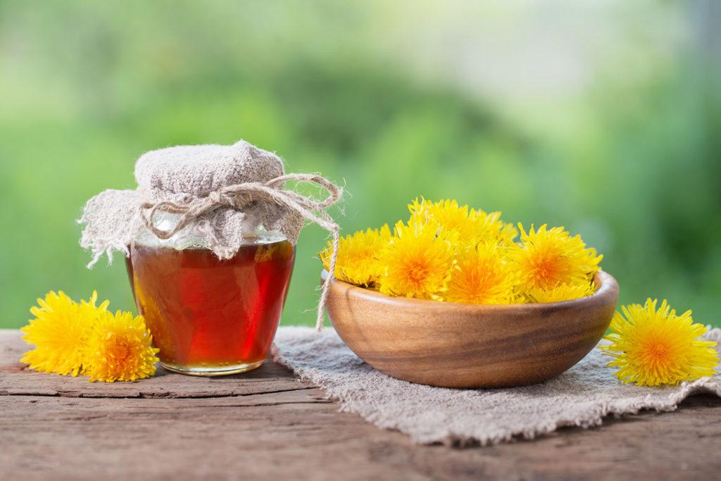 Diente de león: flores comestibles en gastronomía