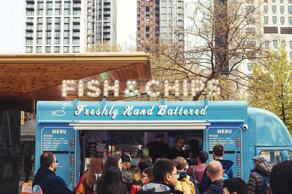 Food Truck: cocina de autor sobre ruedas
