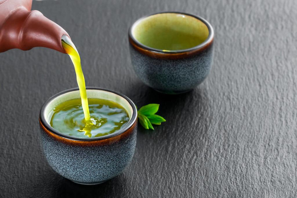 Superalimento: té verde