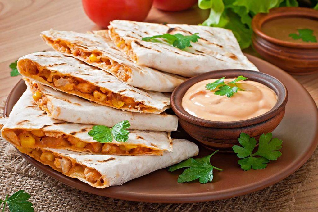 Restaurante Mercado: comida mexicana tacos