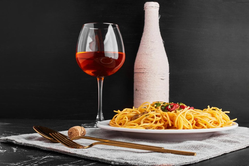 Mercado Varillas: maridaje vino rosado
