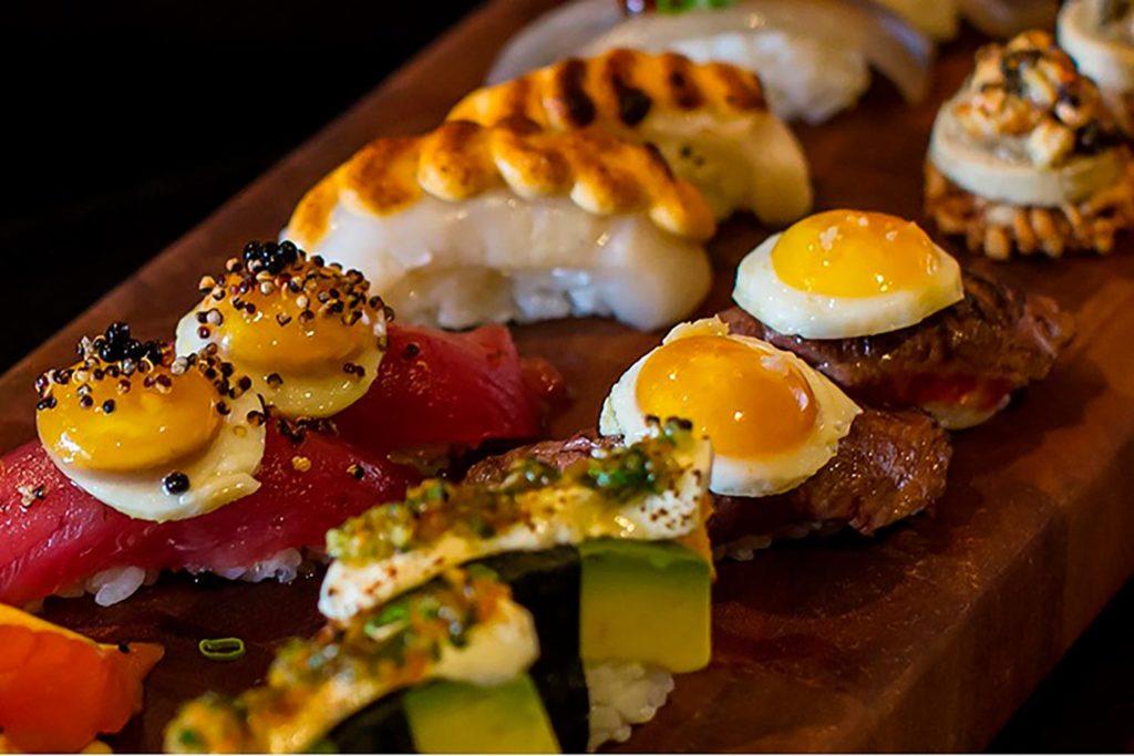 Restaurante Mercado: procedencia Nikkeii