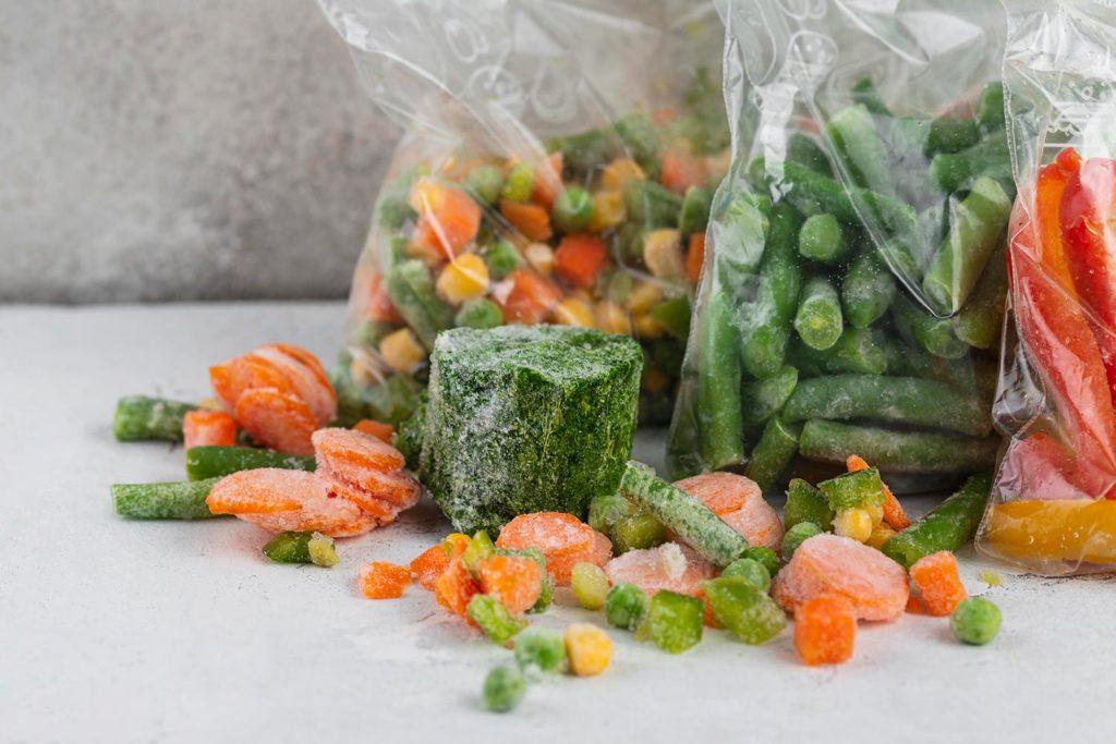 Mercado Varillas: ventajas de los alimentos congelados